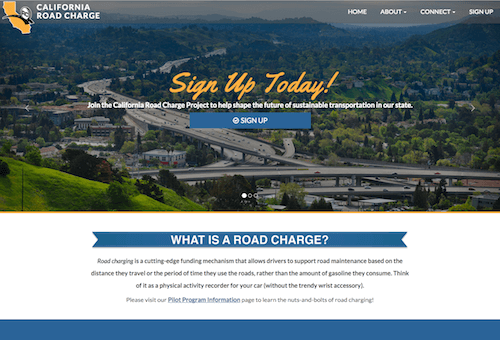 California Road Charge | Caltrans