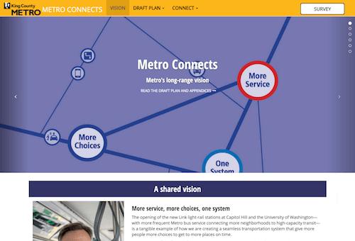 kcmetrovision.org | King County Metro