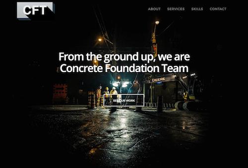 thecft.net - Concrete Foundation Team