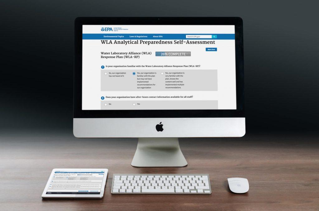 EPA Water Laboratory Alliance (WLA) Analytical Preparedness Self-Assessment
