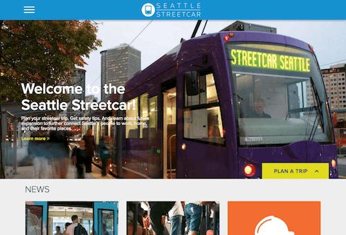 SDOT's Seattle Streetcar
